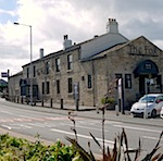 The Fox pub in Menston