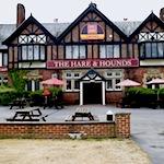 Hare & Hounds pub, Menston