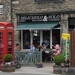 Menston delicatessen Solo, Main Street