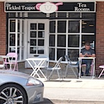 Tickled teapot cafe