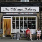 Menston village bakery shop