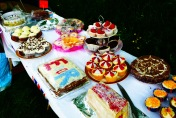 Menston Hall Jubilee 'Big Lunch' 4