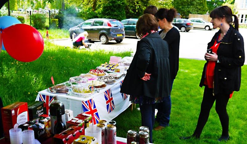 Menston Hall Jubilee 'Big Lunch' 12