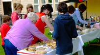 Menston Hall Jubilee 'Big Lunch' 10