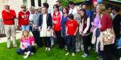Menston Hall Jubilee 'Big Lunch' 8