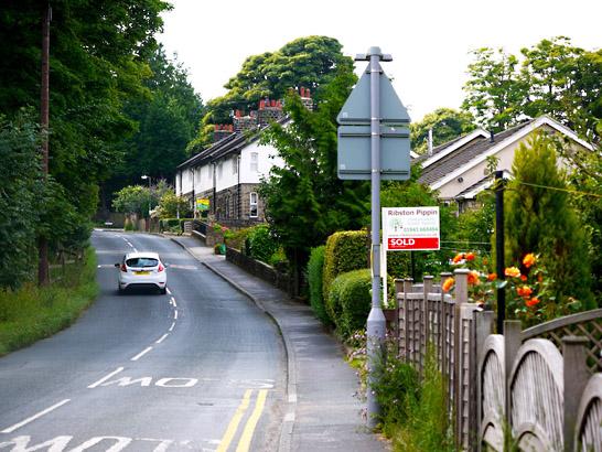 Menston village view 11