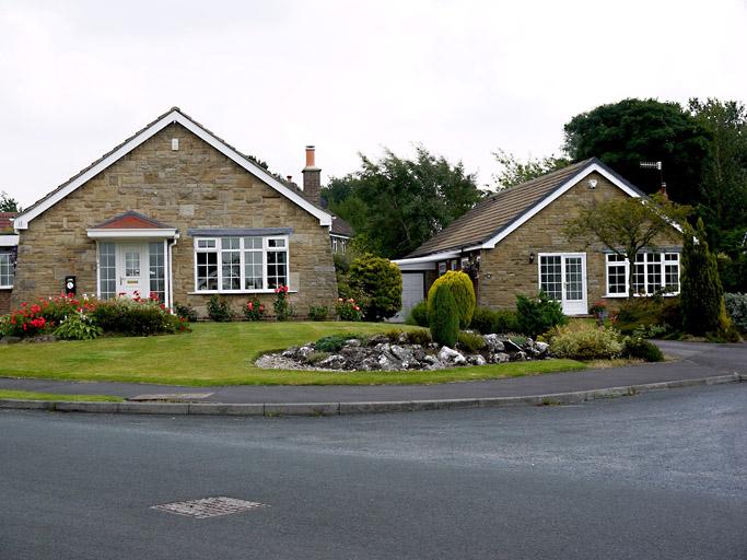 Menston village view 12