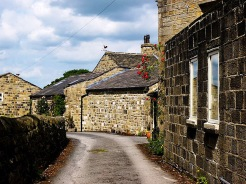 Menston village view 9