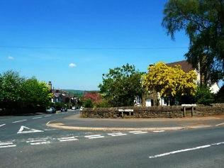 Menston village view 2