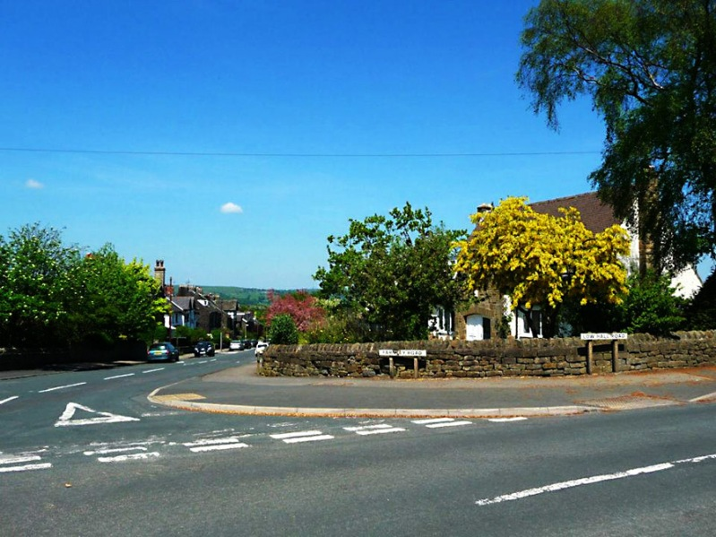Menston village view 2