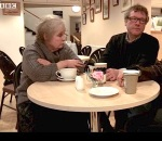 Keighley Councillor Judith Brooksbank and Bradford Councillor John Pennington on the One Show