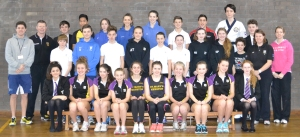 Sports pupils at St Mary's Menston