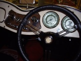 MG dashboard