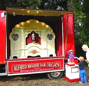 Black Forest fairground organ