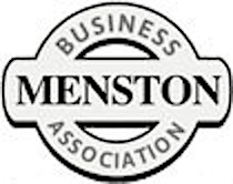 The Menston Business Association logo