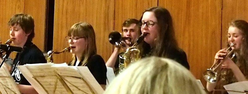 St Mary's Menston concert 9 May 2014
