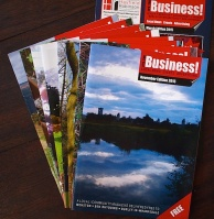Editions of 'Ot's the business' published this year