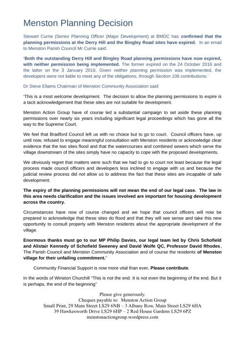 menston-press-release-ces-comments-7-nov-16